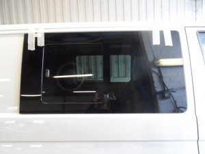 New window in side panel